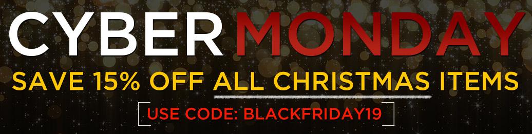 15% Off Christmas